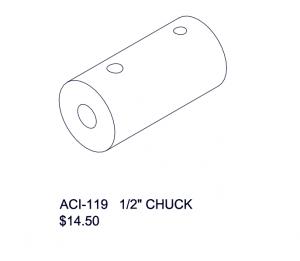 ACI-119 1/2'' CHUCK
