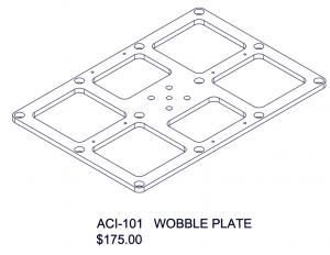 ACI-101 Wobble Plate