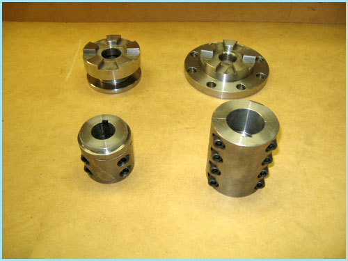 Drive Components Machined From Steel Bar HoltWoodMachine