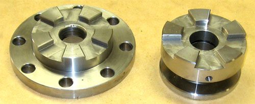 Clutch Jaws Machined From 8620 Steel Bar HoltWoodMachine